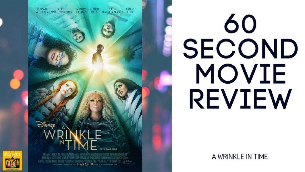 A Wrinkle in Time movie review video