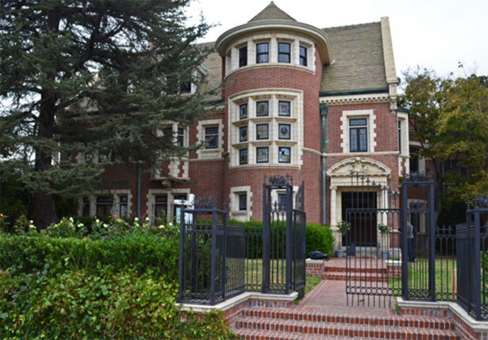 Murder House from American Horror Story