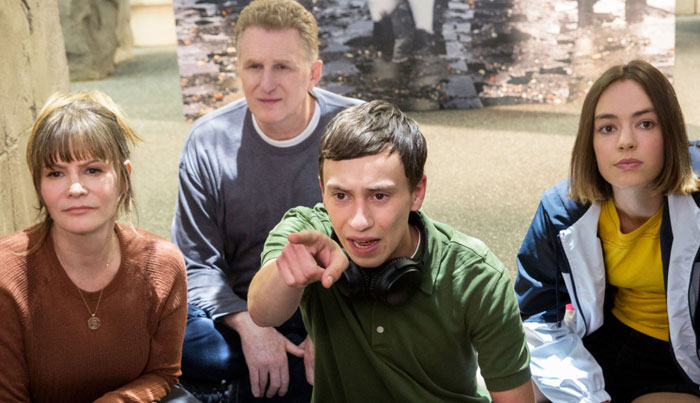 Characters from Netflix's Atypical.