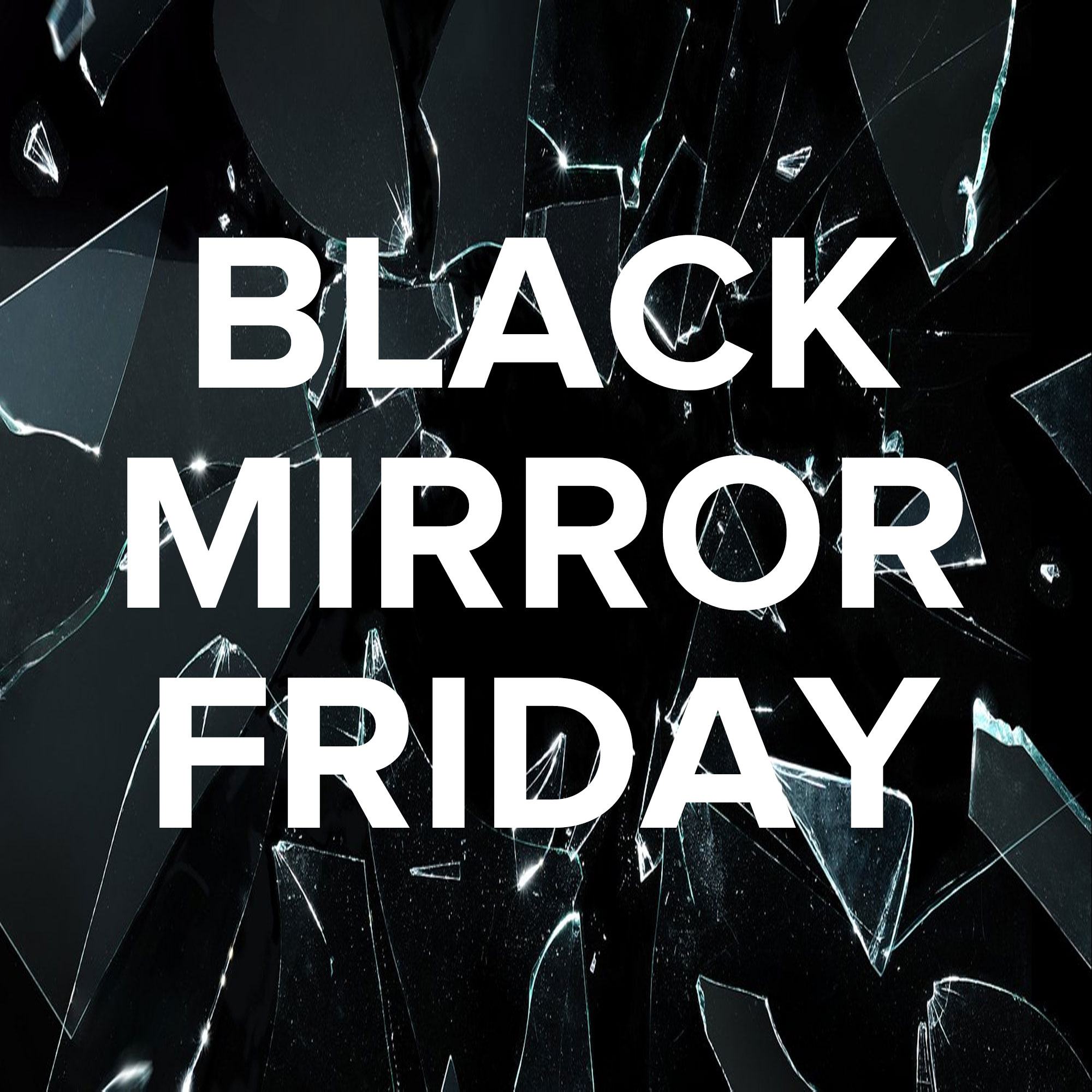 Black Mirror Friday podcast