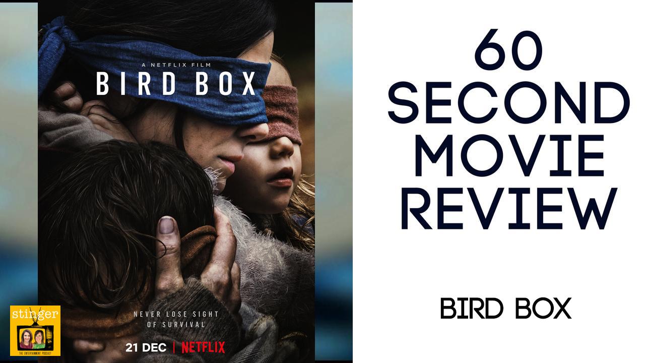 Bird Box 60 Second Movie Review Stinger Universe