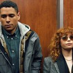 Alan and Nadia in Russian Doll
