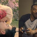 Characters in Black Mirror playing video game.