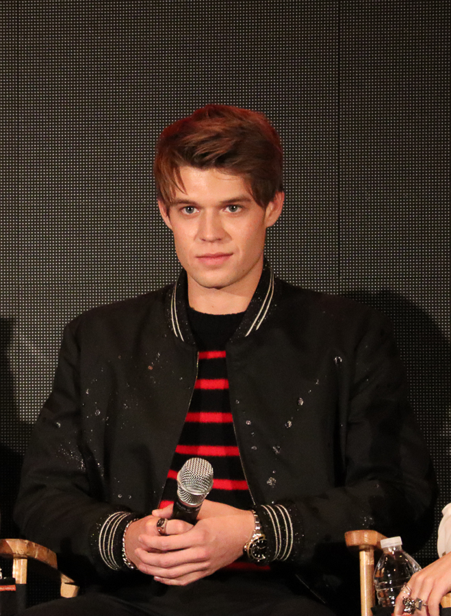 Colin Ford stars as Josh in Daybreak