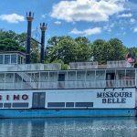 Missouri Belle Riverboat Casino from Ozark