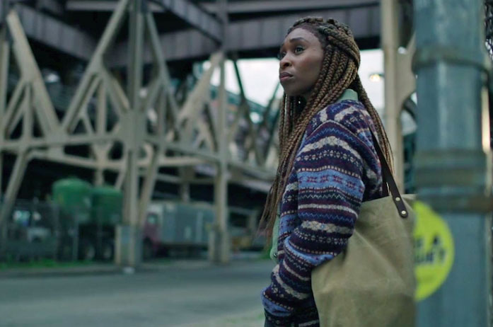 Cynthia Erivo as Holly in The Outsider on HBO.